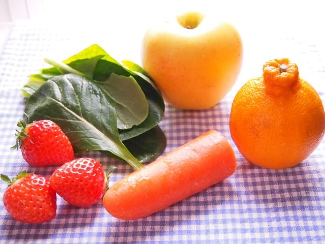 食材の酵素